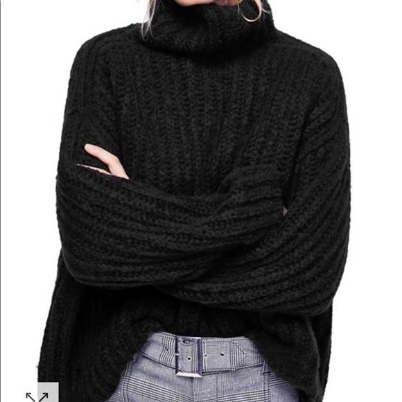 d5de177b760 Free People Sweaters | Boxy Turtleneck Sweater | Poshmark